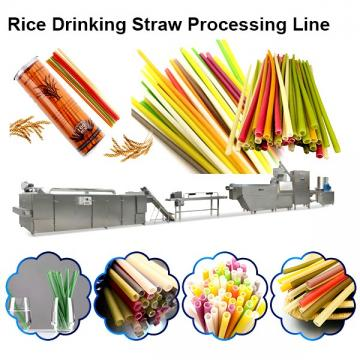 Ecological Drinking Straw Edible Straws Machine Biodegradable Straw Making Machine