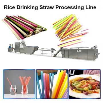 Biodegradable Online Cutting Paper Drinking Straw Making Machine