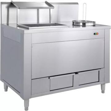 Automatic Chicken Nugget Pressure Fryer Machine Henny Penny