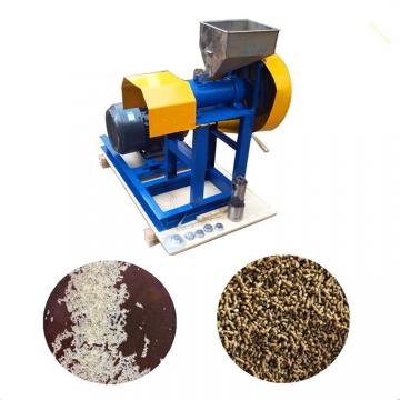 Low Price Floating Fish Feed Pellet Machine Fish Food Extruder Processing Line Maker