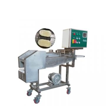 Large Type Meat Pie Burger Making Molding Production Line, Patty Maker