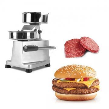 Easy Operate Burger Pie Making Machine Beef Patty Maker