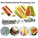 Ecological Drinking Straw Edible Straws Machine Biodegradable Straw Making Machine