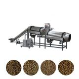 Floating Fish Food Processing Line / Catfish Feed Pellet Making Extruder Machine